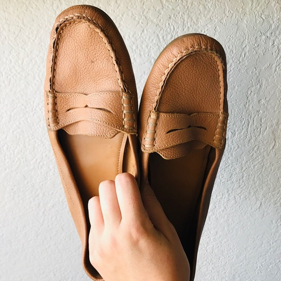 DSW Shoes   Leather Penny Loafers
